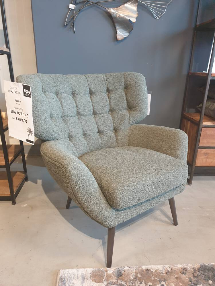 Fauteuil Paxton