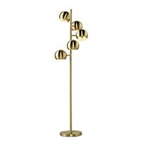 Aanbieding: Vloerlamp Calotta brass