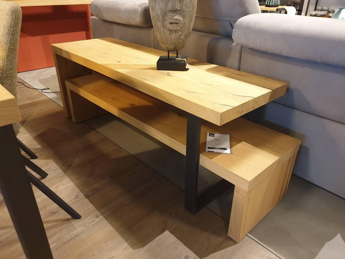 Aanbieding: TV-dressoir tafelset
