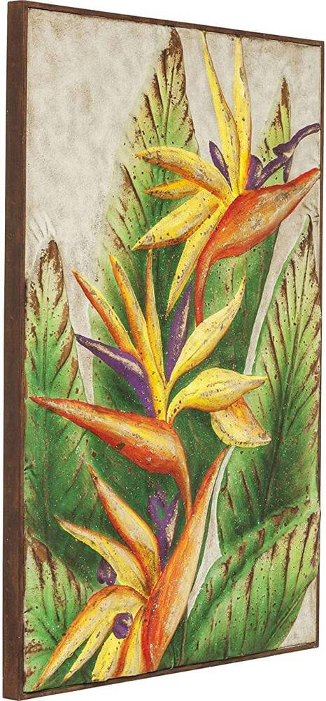 Aanbieding: Wanddeco Jungle Flower