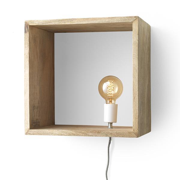 Aanbieding: Wandlamp Box
