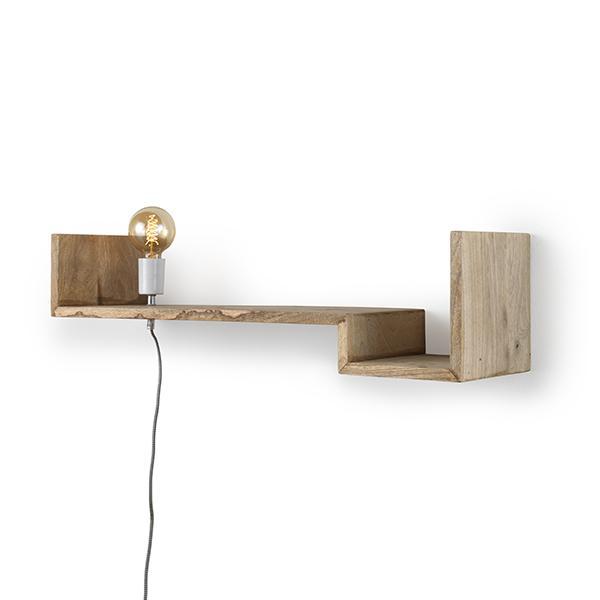 Aanbieding: Wandlamp Topshelf